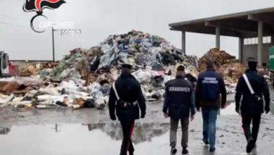 Photo of Stoccaggio illecito di 500 tonnellate di rifiuti: coniugi nei guai