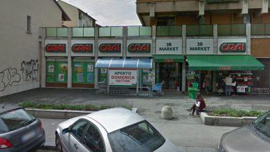 Photo of Rapinarono market di via Asiago a Torino, arrestati due fratelli