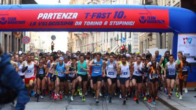 Photo of T-Fast 10k: tremila runner al via, Dossena mantiene la promessa
