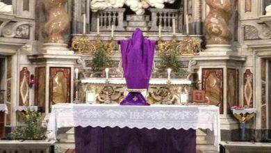 """Photo of L'antico rito della """"Velatio"""" nei giorni della Passione"""