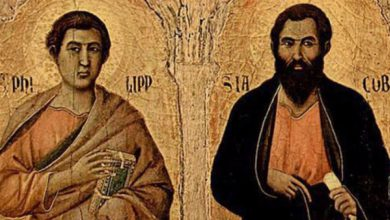 Photo of 3 maggio: si festeggiano i santi apostoli Giacomo e Filippo