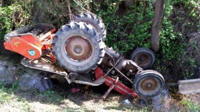 Photo of Si ribalta con il trattore nel canale: muore agricoltore nel Cuneese
