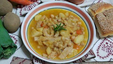 Photo of Cisrà, la minestra di ceci e trippa tipica delle Langhe
