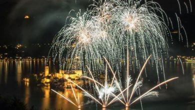 Photo of Torna nel Vco dal 30 giugno il Festival dei fuochi d'artificio