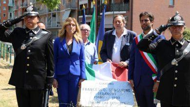 Photo of Borgo San Paolo dedica un giardino al designer Franco Scaglione