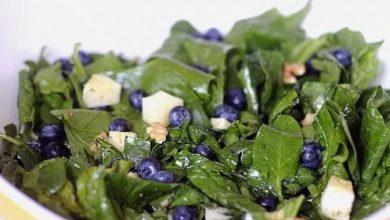 Photo of Giugno, è tempo di mirtilli: un'insalata tutta da gustare