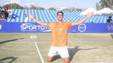 Photo of Tennis, il torinese Sonego vince il primo torneo Atp della carriera