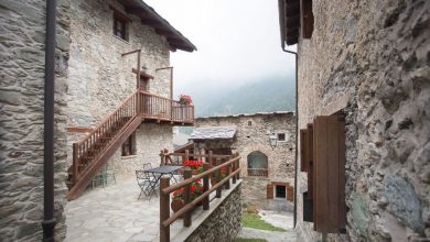 Photo of Preit di Canosio, un villaggio alpino recuperato in Valle Maira
