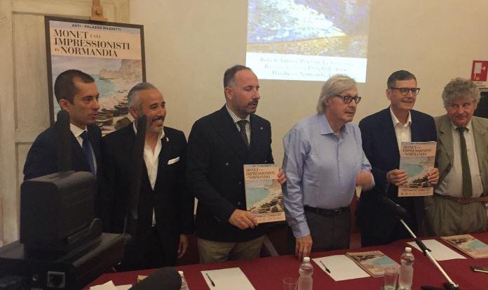Asti, dopo Chagall a Palazzo Mazzetti arriverà Monet