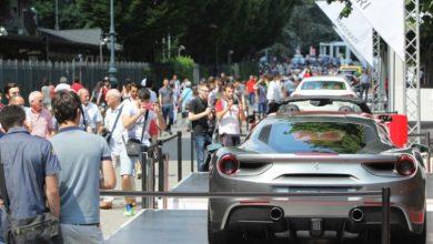 Photo of Count down per il 5° Salone dell'auto Parco Valentino