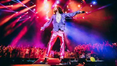 """Photo of Il rock dei """"Thirty Seconds to Mars"""" sul palco di Collisioni"""