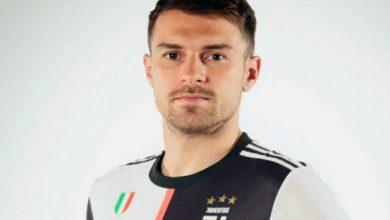 Photo of La prima foto di Ramsey con la maglia della Juventus