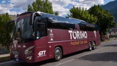 Photo of Il Torino in ritiro a Bormio dopo l'ultimo allenamento al Filadelfia