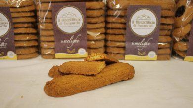 Photo of Inconfondibili e fragranti: sono i biscotti di Pamparato