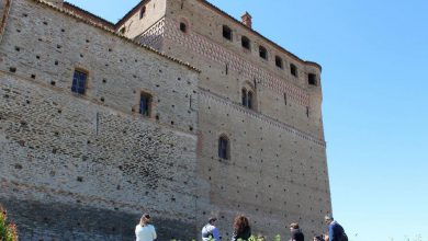 """Photo of Quando nelle Langhe c'era il mare: Serralunga e il """"castello tra le onde"""""""