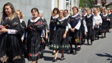 Photo of Ronco Canavese, le tradizioni franco-provenzali nella festa di San Giusto