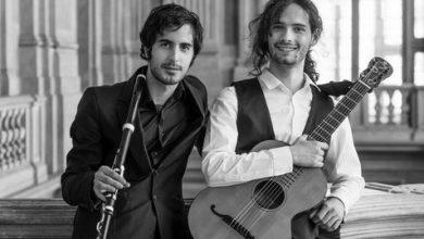 Photo of La Loggia, raro repertorio con il duo De Felice-Arata