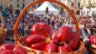 Photo of Carmagnola, la Fiera del Peperone festeggia 70 anni
