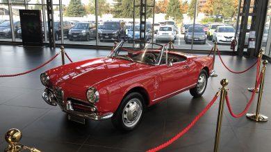 Photo of Il mito Alfa Romeo in mostra al Mirafiori Motor Village
