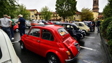 Photo of Giaveno, un'invasione di Fiat 500 prodotte tra il '57 e il '75