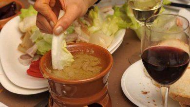 Photo of Bagna caoda, cardi e piattelline: tripudio gastronomico ad Andezeno