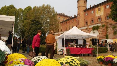 Photo of Orti e fiori in mostra al Castello di Moncalieri