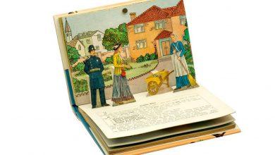 Photo of Sessanta libri animati del secolo andato in mostra a Torino