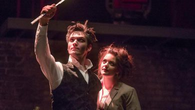 "Photo of Debutta al Colosseo il tour del musical ""Sweeney Todd"""