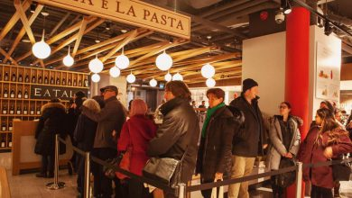 Photo of Da Torino a Toronto: Eataly sbarca anche in Canada