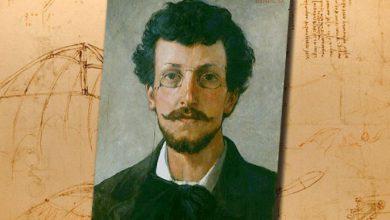 Photo of Bra ricorda Giovanni Piumati, pittore e grande studioso di Leonardo