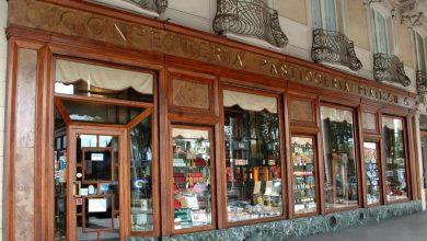 Photo of Locali storici torinesi: la Confetteria Pasticceria Pfatisch