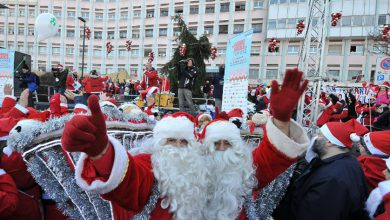 Photo of Da domani i kit solidali di Babbo Natale per il maxi raduno del 1° dicembre