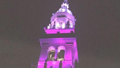 Photo of Le città s'illuminano di viola nella lotta a un killer silenzioso: il tumore al pancreas