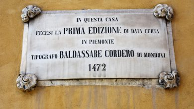 Photo of Mondovì 1472: l'alba della moderna stampa piemontese