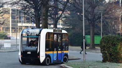 Photo of Torino battezza il primo minibus a guida autonoma