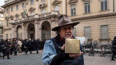 Photo of Quattro nuove pietre d'inciampo verranno posate a Torino