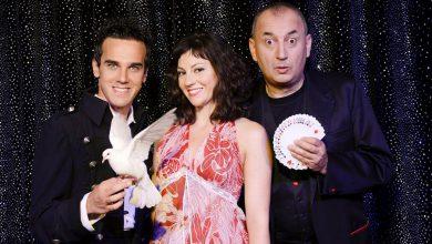 Photo of La magia di Luca Bono e Marco Aimone al Teatro Baretti dal 21 al 23 febbraio