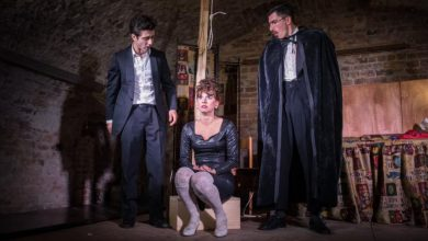 "Photo of ""Delitto imperfetto"" in scena con la compagnia teatrale Onda Larsen"