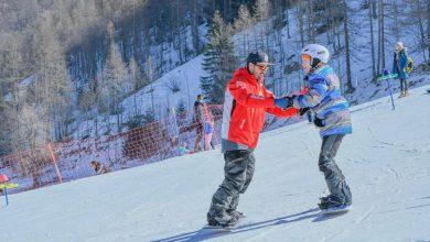 """Photo of A Prali torna """"Sulla neve insieme si può volare"""" per diffondere lo sci tra i disabili"""