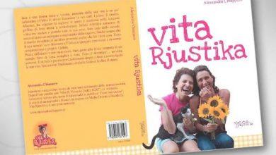 Photo of Vita Rjustika, un divertente romanzo firmato da Alessandra Chiappero