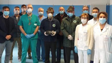Photo of Artaban e Alpini assieme per sostenere l'ospedale di Susa