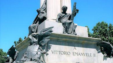 Photo of La travagliata storia del monumento torinese a Vittorio Emanuele II
