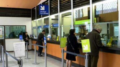 Photo of In Posta, ritiro pensioni in contanti scaglionate dal 26 marzo al 1° aprile