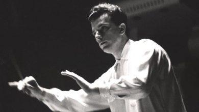 Photo of Nati il 27 aprile: il grande direttore d'orchestra Guido Cantelli