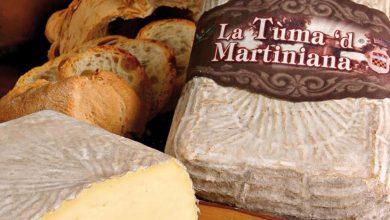 """Photo of Uno squisito formaggio a pasta semidura della Valle Po: la """"toma 'd Martiniana"""""""