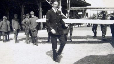 Photo of Nati il 17 maggio: il torinese Luigi Bologna, pilota ufficiale di D'Annunzio