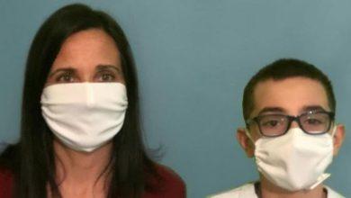 Photo of Mille mascherine biocide donate da DiaStar ai piccoli del Regina Margherita
