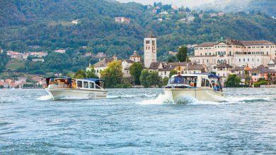 Photo of Dal prossimo weekend riprende la navigazione sul Lago d'Orta