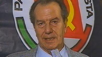 Photo of Nati il 18 maggio: il sindacalista e politico torinese Sergio Garavini