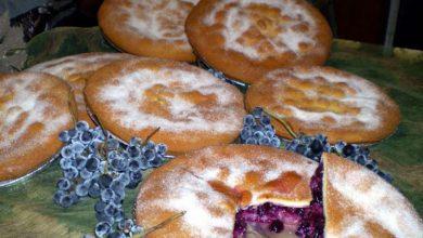 Photo of La focaccia di uva fragola di tradizione contadina: il cariton